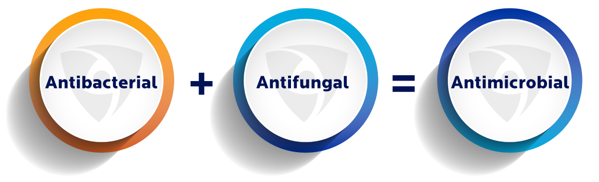 Mbns18 Microban Antibacterial Antifungal Antimicrobial