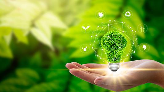 可持续塑料产品帮助减少环境污染